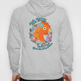 She's Beauty Chicken Shirt Hoody
