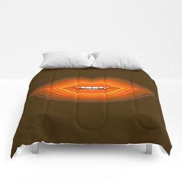 Pop Lips - Golden Comforters