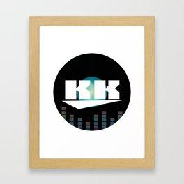 DJ KK Framed Art Print