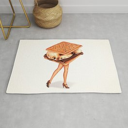S'mores Pin-Up Rug