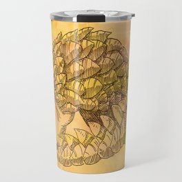 Pangolin Sun Travel Mug