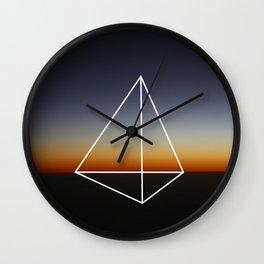 Geometry #20 Wall Clock