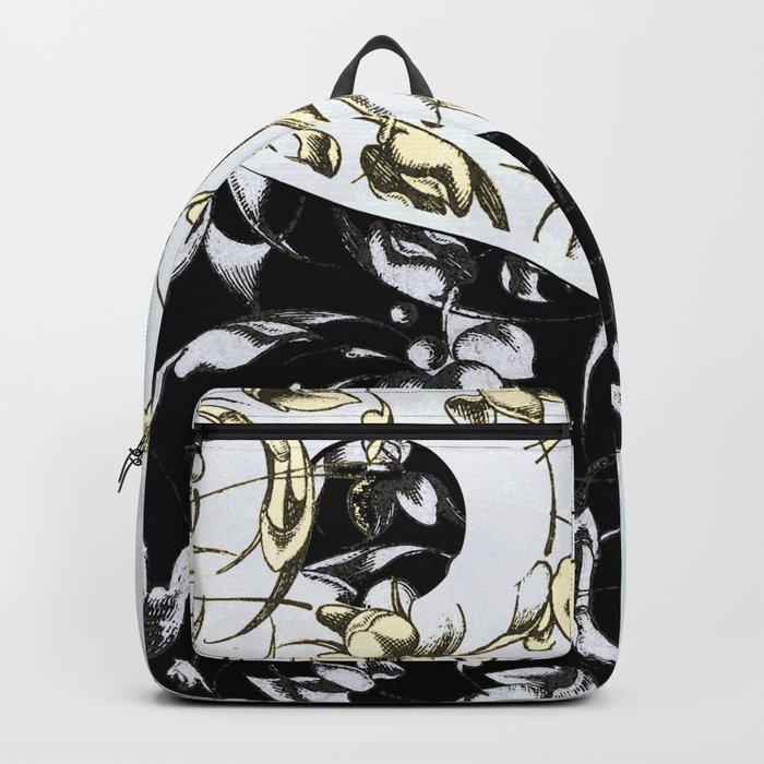 dd0329bf6187 Yin Yang Backpack by anipani