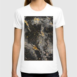 Galaxy (black gold) T-shirt