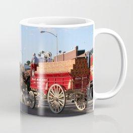 BUDWEISER Clydesdale Coffee Mug