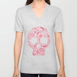 Skull Awareness Unisex V-Neck