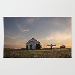 Galpin Church, Montana Prairie 2 Rug
