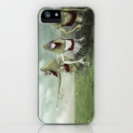 3 Lurkers  iPhone Case