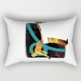 Capoeira 531 Rectangular Pillow