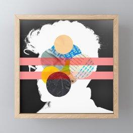 A Parallel Framed Mini Art Print