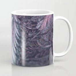 The first frost flowers pattern Coffee Mug