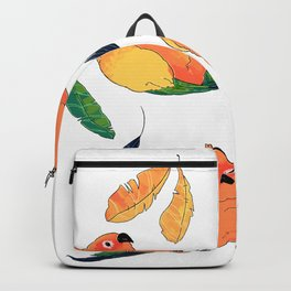 Sun Conure Babies Backpack
