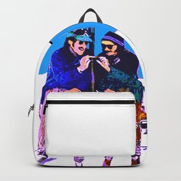 The Doobie Brothers Backpack
