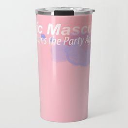Toxic Masculinity Travel Mug
