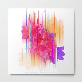 Birthday Bouquet (for Mikki) Metal Print