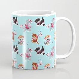 Zombie Cats Coffee Mug