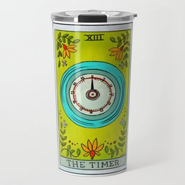 The Timer | Baker's Tarot Travel Mug