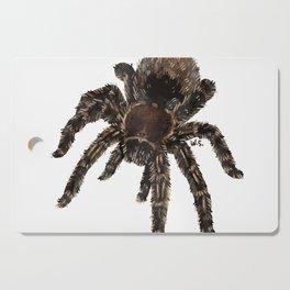 Tarantula Spider drawing Cutting Board