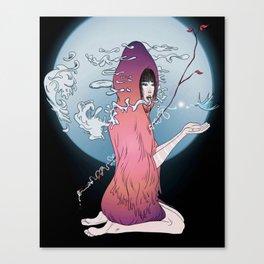 Anima Canvas Print