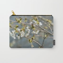 Pear Blossom No. 2 Carry-All Pouch