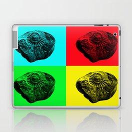 Pop Art Fossil Laptop & iPad Skin