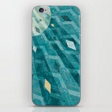 Sunburst Triangle Burst iPhone & iPod Skin