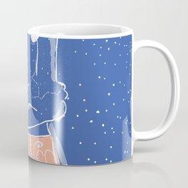 The Galaxy Inside Of Me Coffee Mug