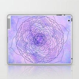 Waterolor Mandala FLower Laptop & iPad Skin
