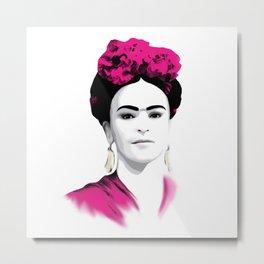 Frida Kahlo 22 Metal Print