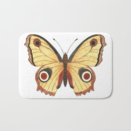 Juno Butterfly Illustration Bath Mat