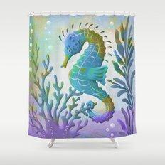 hypercolor seahorse