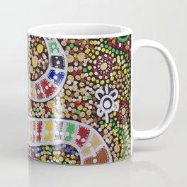 THE RAINBOW SERPENT Coffee Mug
