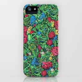 Botânica iPhone Case