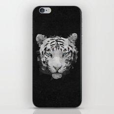 Meduzzle: White Tiger iPhone Skin