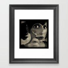 Magnify Framed Art Print