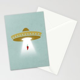 UFsombrerO Stationery Cards