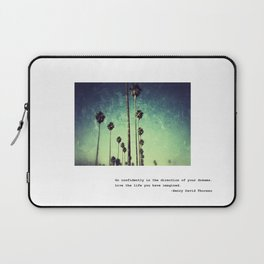 Live the life you have imagined #2 Laptop Sleeve