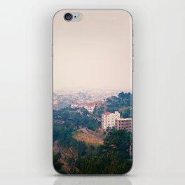 DALAT IN THE FOG iPhone Skin