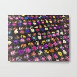 Colorful Thai Soap Metal Print