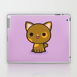 Kawaii Kitty 4 Laptop & iPad Skin