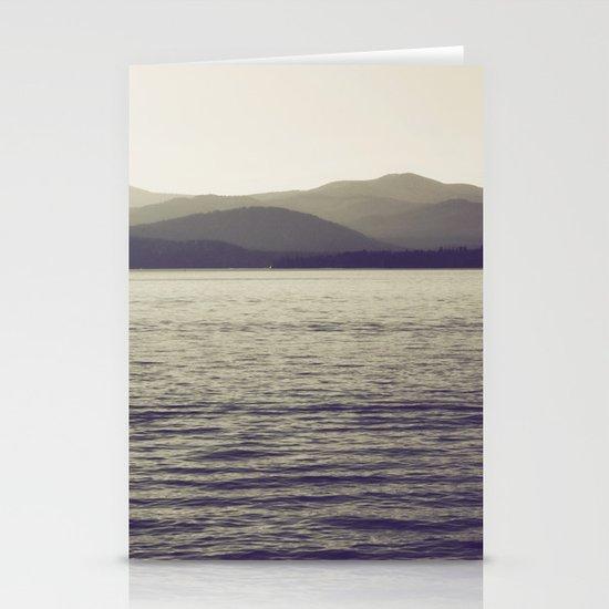 Vintage Lake Stationery Cards