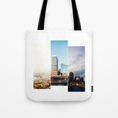 A day in Boston Tote Bag