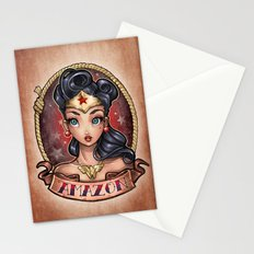 Amazon Pinup Stationery Cards
