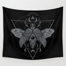 Oculus Wall Tapestry