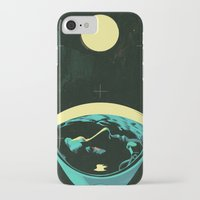 kansas iPhone & iPod Cases featuring Not In Kansas Anymore by Señor Salme