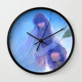 Naruto: Hi Uncle Neji Wall Clock