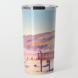 I Like California Beaches, Do You? Travel Mug