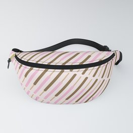 Japanese Chocolate Biscuit Sticks Fanny Pack