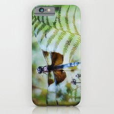 Dragonfly :: Winged Fern iPhone 6s Slim Case