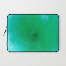 Textures (Green version) Laptop Sleeve